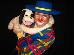 clown marseille ventriloquie -sos clown-